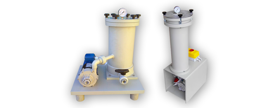 OMF Series Pumps | Centrifugal Filtering Pumps