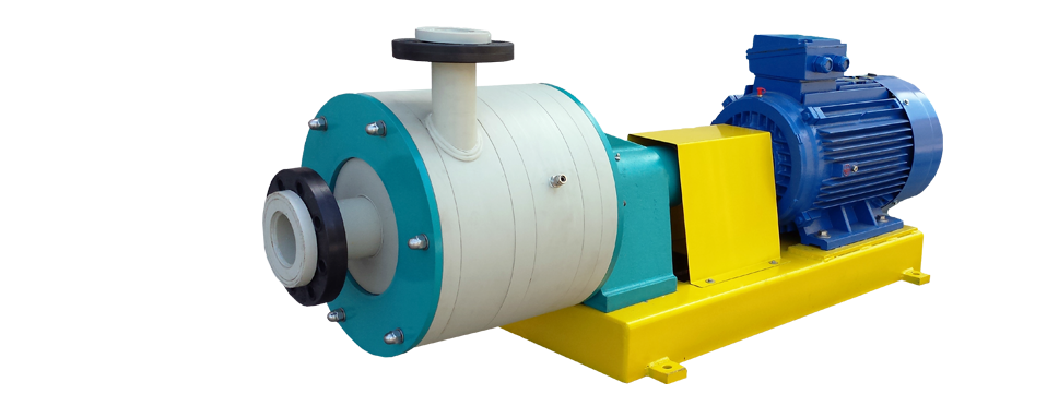 Pompe Serie HG | Pompe in Esecuzione Base Giunto | HG Series Pumps | Base Joint Centrifugal Pumps