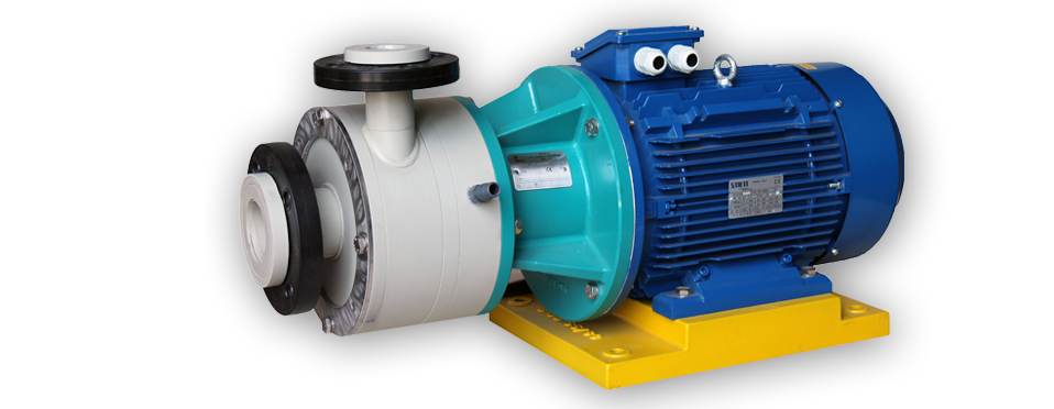Pompe Serie OM | Pompe Monoblocco ad Attacchi Flangati | OM Series Pumps | Enbloc-type Close-Coupled Flanged