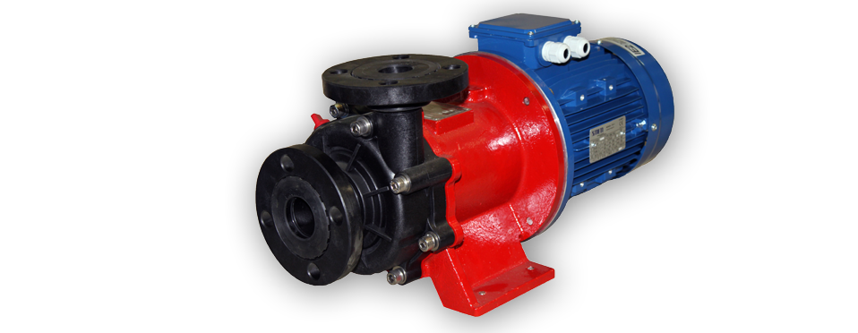 TMD 37-400 Magnetic Drive Series Pumps