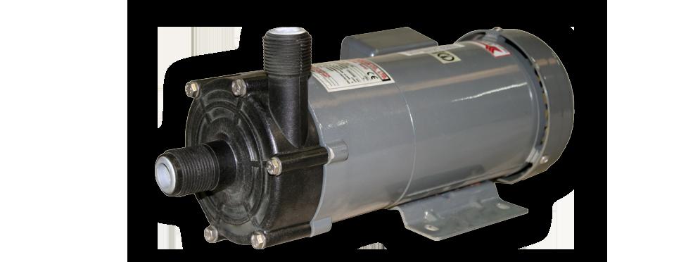 TMD 09-25 - Pompe a trascinamento magnetico