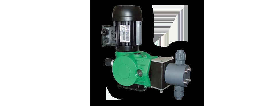 R-D Series Pumps | Electromechanical Dosing Pumps | Pompe Serie R-D | Pompe Dosatrici Elettromeccaniche